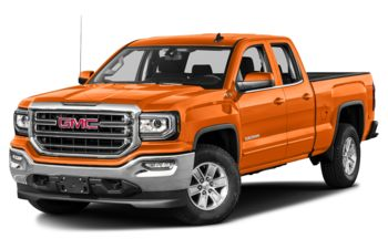 2018 GMC Sierra 1500 - Tangier Orange