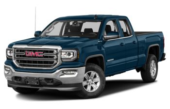2018 GMC Sierra 1500 - Stone Blue Metallic
