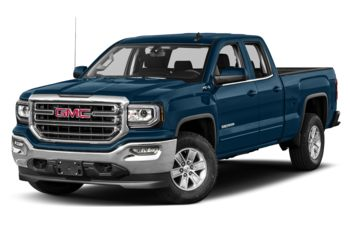 2019 GMC Sierra 1500 Limited - Stone Blue Metallic