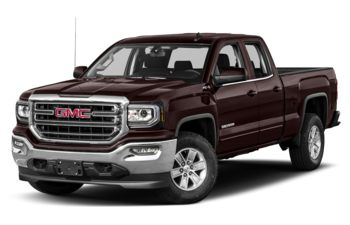 2019 GMC Sierra 1500 Limited - Deep Mahogany Metallic