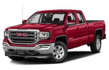 2018 GMC Sierra 1500 - Cardinal Red