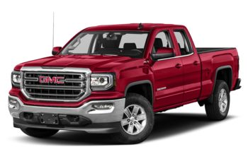 2019 GMC Sierra 1500 Limited - Cardinal Red