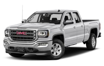 2019 GMC Sierra 1500 Limited - Quicksilver Metallic