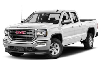 2019 GMC Sierra 1500 Limited - Summit White