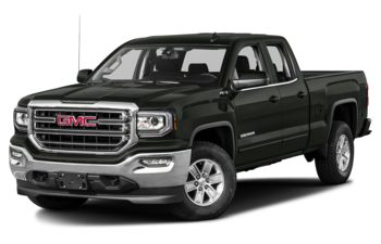 2018 GMC Sierra 1500 - Dark Slate Metallic