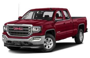 2018 GMC Sierra 1500 - Red Quartz Tintcoat