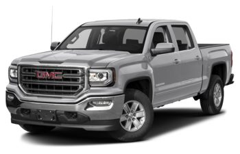 2018 GMC Sierra 1500 - Quicksilver Metallic