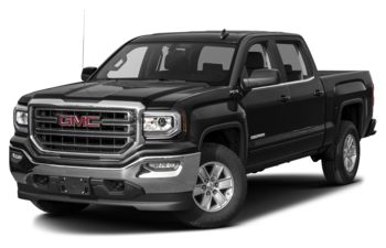 2018 GMC Sierra 1500 - Onyx Black