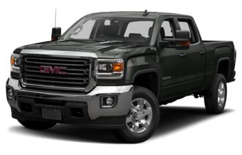 2019 GMC Sierra 3500HD - Dark Slate Metallic