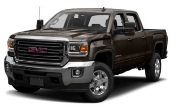 2019 GMC Sierra 3500HD - Deep Mahogany Metallic
