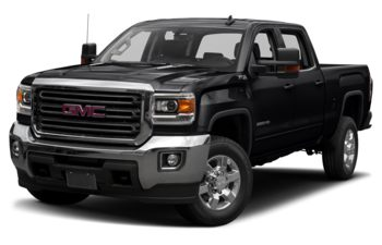 2019 GMC Sierra 3500HD - Ebony Twilight Metallic
