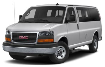 2019 GMC Savana 3500 - Quicksilver Metallic