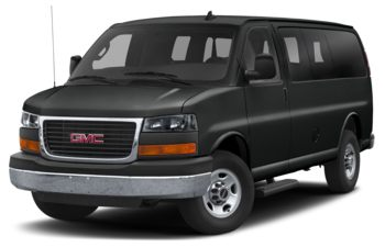 2019 GMC Savana 3500 - Dark Sky Metallic
