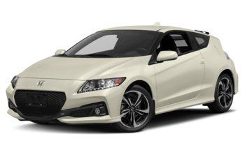 2016 Honda CR-Z - Ivory Pearl