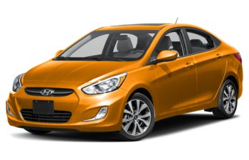 2017 Hyundai Accent - Sunflower