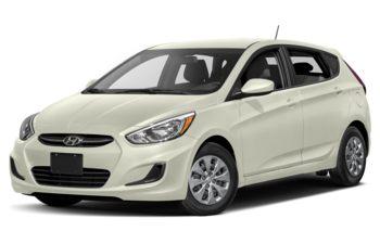 2017 Hyundai Accent - Century White
