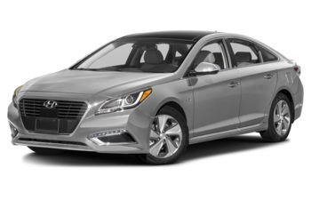 2017 Hyundai Sonata Hybrid - Platinum Silver Metallic