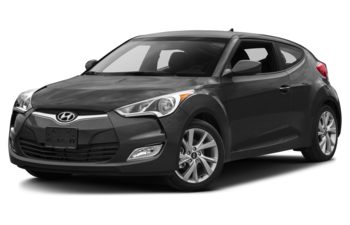 2017 Hyundai Veloster - Triathlon Grey Metallic