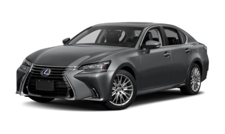 2017 Lexus GS 450h Base
