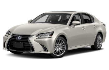 2018 Lexus GS 450h - Eminent White Pearl
