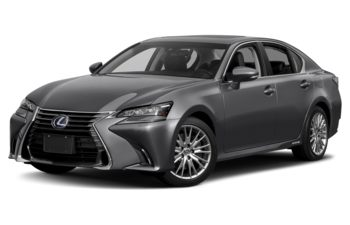 2017 Lexus GS 450h - Smoky Granite Mica