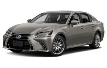 2018 Lexus GS 450h - Atomic Silver