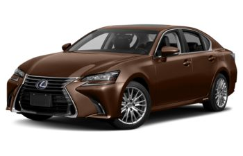 2017 Lexus GS 450h - Autumn Shimmer