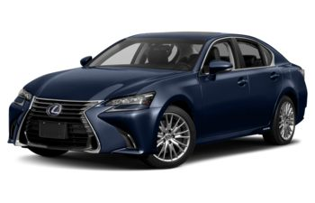 2017 Lexus GS 450h - Nightfall Mica