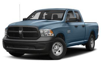 2021 RAM 1500 Classic - Construction Yellow