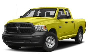 2021 RAM 1500 Classic - National Safety Yellow