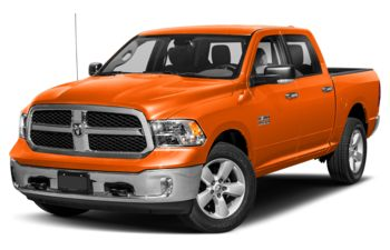 2020 RAM 1500 Classic - Omaha Orange