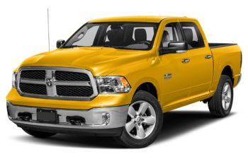 2021 RAM 1500 Classic - Yellow