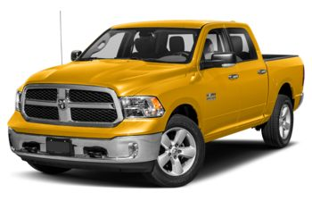 2019 RAM 1500 Classic - Construction Yellow