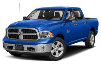 2020 RAM 1500 Classic - New Holland Blue