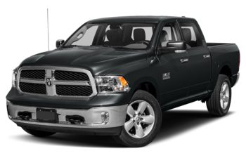 2021 RAM 1500 Classic - Maximum Steel Metallic