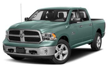 2020 RAM 1500 Classic - Light Green