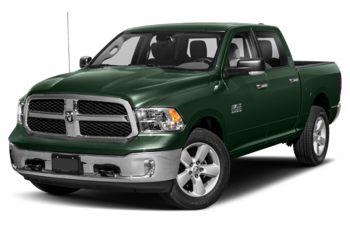 2021 RAM 1500 Classic - Timberline Green Pearl