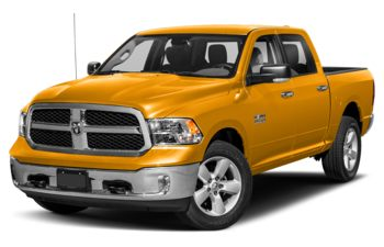 2019 RAM 1500 Classic - School Bus Yellow