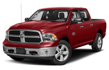 2020 RAM 1500 Classic - Flame Red