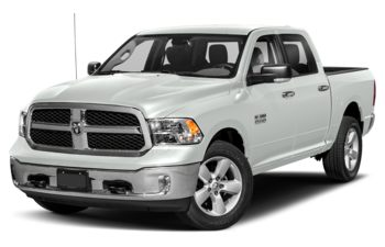2021 RAM 1500 Classic - Bright White