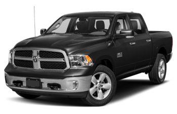 2021 RAM 1500 Classic - Black