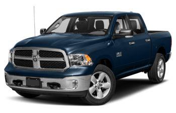 2020 RAM 1500 Classic - Patriot Blue Pearl