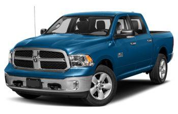 2021 RAM 1500 Classic - Hydro Blue Pearl