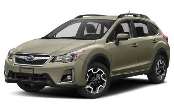 2016 Subaru Crosstrek - Desert Khaki