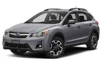 2016 Subaru Crosstrek - Ice Silver Metallic