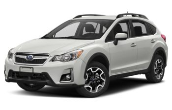 2016 Subaru Crosstrek - Crystal White Pearl