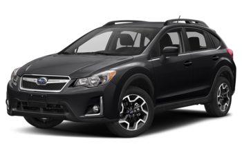 2017 Subaru Crosstrek - Crystal Black Silica