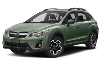 2016 Subaru Crosstrek - Jasmine Green Metallic
