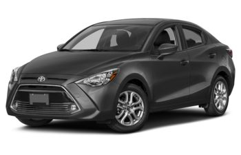 2018 Toyota Yaris - Stone Grey Metallic