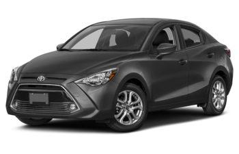 2018 Toyota Yaris - Stone Grey Metallic